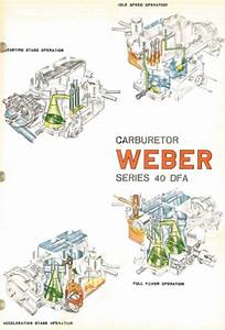 Any Diagram Like This For Weber 32  36 Carbs