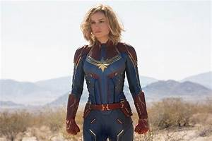U0026, 39, Captain, Marvel, U0026, 39, Ends, Box, Office, Myths, About, Female, Superheroes, U2014, With, The, 6th, Best, Debut, For, A