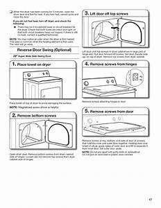 Admiral Aed4675yq1 User Manual 29 Electric Dryer Manuals