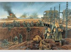 137TH INFANTRY DIVISION ASSAULT THROUGH THE MOSCOW