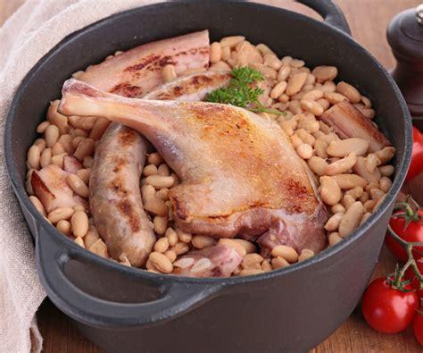 recette cuisine traditionnelle cuisine traditionnelle recette du cassoulet