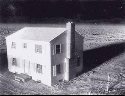 Manhattan Project Blast Animation Atomic Today History