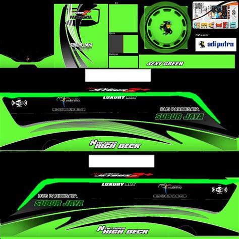 livery bus simulator indonesia  qyfart livery posts facebook