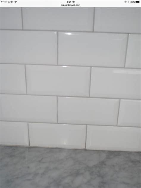 subway grout colors images  pinterest bathroom