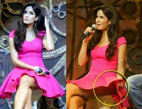 Indian Wardrobe Malfunction Pics by Kaif S Moment Asks Photographers To Delete