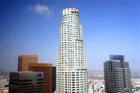 us bank tower viewing deck west coast s tallest observation deck coming to library