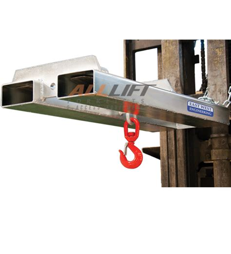 slip jib attachments forklift hire sydney lift