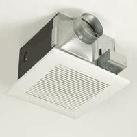 Panasonic Whisperfit Bathroom Fan by Panasonic Whisperfit Ceiling Fans Panasonic Low Profile