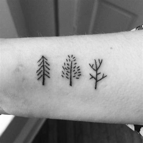 simple tree tattoo ideas  pinterest tree tattoos tree drawing simple  evergreen