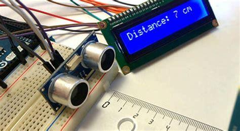 connecting  ultrasonic sensor   arduino  diy life