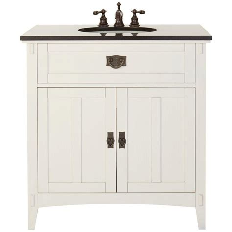 home decorators vanity home decorators collection artisan 33 in w bath vanity in 1655