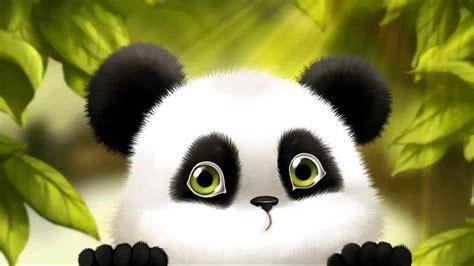 Animated Babies Wallpapers Free - baby panda wallpaper 2018