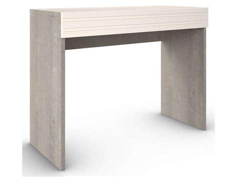Caisson Bureau Faible Profondeur by Table Console Faible Profondeur