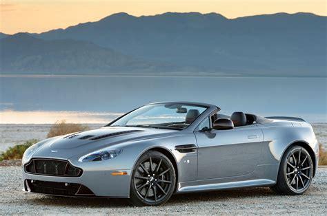 2015 Aston Martin V12 Vantage Reviews And Rating  Motor Trend