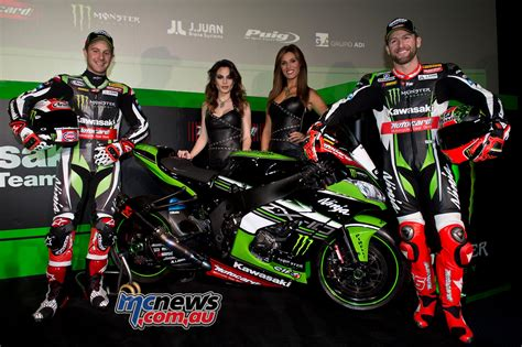 Racing Team by Kawasaki Racing Team Launch Worldsbk 2017 Mcnews Au