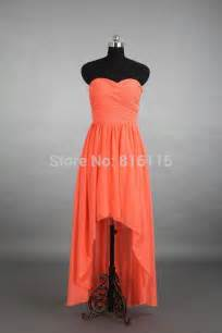 coral colored bridesmaid dresses buy wholesale coral wedding dresses from china coral wedding dresses