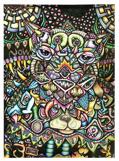 Kelly Boyle Illustrations Spontaneous Mole Empire Molempire