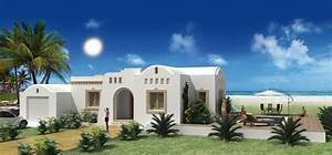 construire en tunisie avec les plans de maisons nora avec With modele de maison a construire en tunisie
