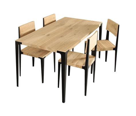 chaise bois et metal chaise en bois et metal 1 idées de décoration intérieure