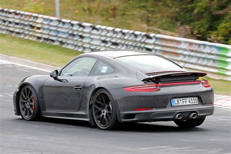 new porsche 911 next porsche 911 snapped is this the new 992 gt3 by car
