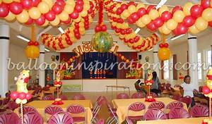 Kid's birthday party decorations in London, Essex and UK