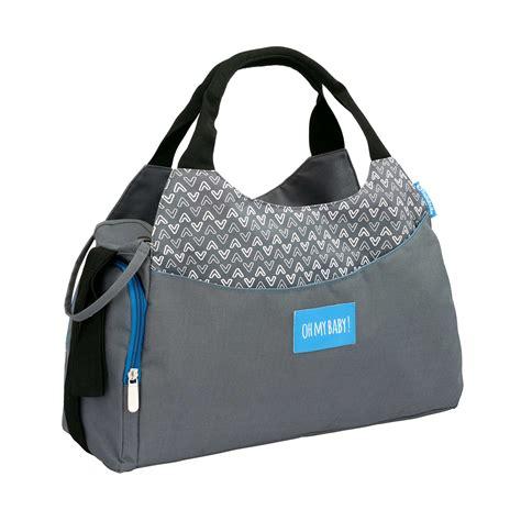 sac 224 langer avec accessoires badabulle b 233 b 233 gar 231 on gris kiabi 40 00