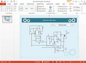 Create Circuit Diagram For Ppt
