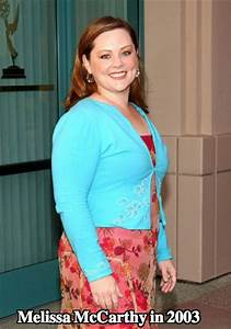 Melissa McCarthy Weight Loss Before and After Over The ...
