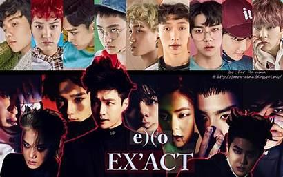 Exo Wallpapers Ex Act Pop Exact Lover