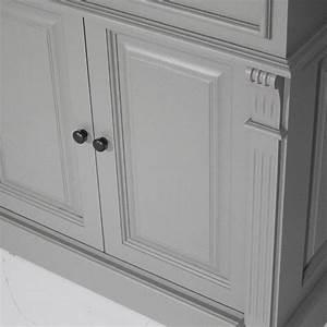 Meuble Salle De Bain Gris : meuble gris clair fashion designs ~ Preciouscoupons.com Idées de Décoration