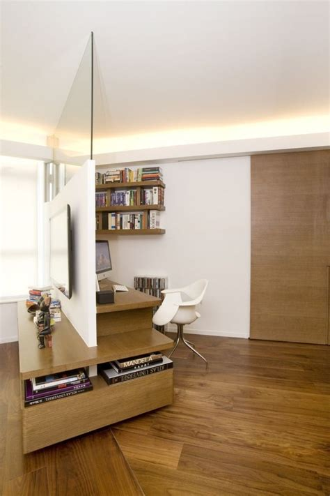 Raumtrenner Ideen Schlafzimmer by Ideen Raumteiler Wohnwand Schlafzimmer Arbeitsbereich