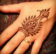 85  Easy and Simple Henna Designs Ideas That You Can Do By Yourself   Easy Hand Henna