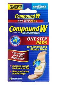 Compound W Wart Remover