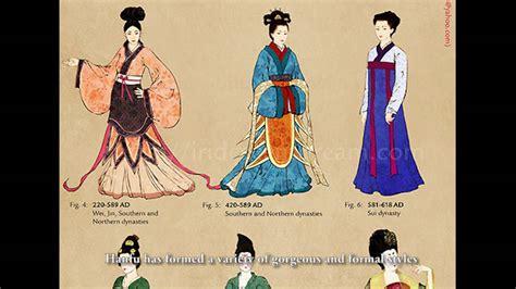 chinese traditional clothing hanfu