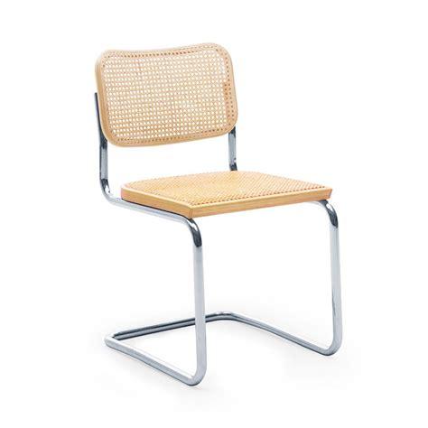 chaise marcel breuer cesca chair by marcel breuer modern furniture palette