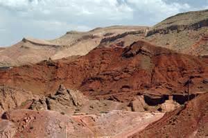 Dade's Gorges Morocco