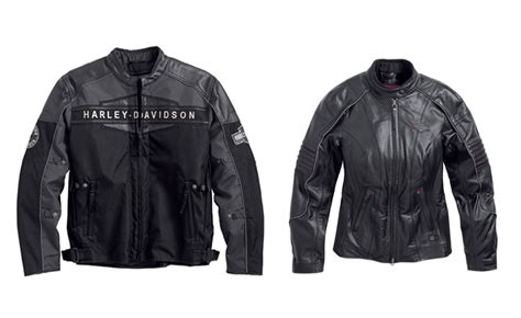 Harley-davidson Announces Four Jackets With Thermal