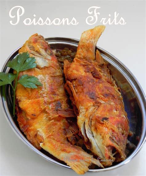 recette de cuisine avec des l馮umes poissons frits à l 39 antillaise une plume dans la cuisine