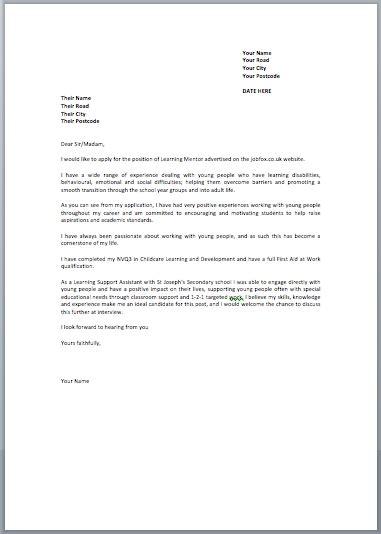 resume cover letter exles uk cover letters exles uk the best letter sle