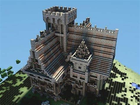 medieval mansion minecraft building ideas  minecraft