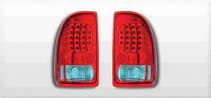 Tail Lights Dodge Dakota 1997