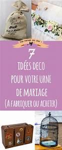 Idée Décoration Mariage Pas Cher : 7 id es d co pour votre urne mariage mon mariage pas cher ~ Teatrodelosmanantiales.com Idées de Décoration