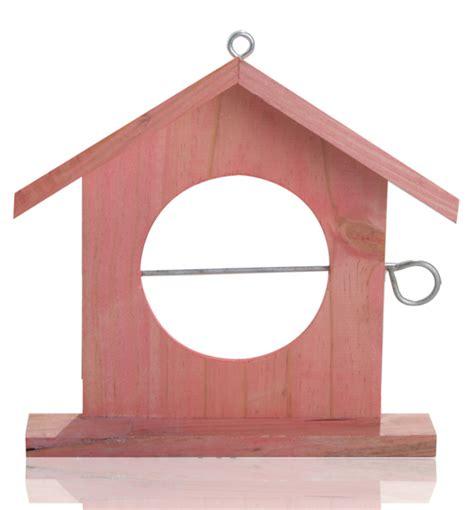 Futterstellen Für Vögel by Futterstelle F 252 R V 246 Gel Aus Holz Rot 17 99