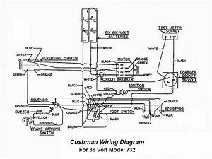 Wiring Diagram For Cushman 898570a