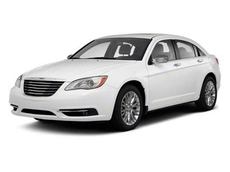 2011 Chrysler 200 Price by 2011 Chrysler 200 Values Nadaguides