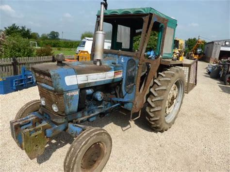 Ford 4000 Major Tractors, Price
