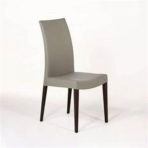 Chaise de salle a manger contemporaine en bois tortora 4 for Salle À manger contemporaineavec chaise moderne pied bois