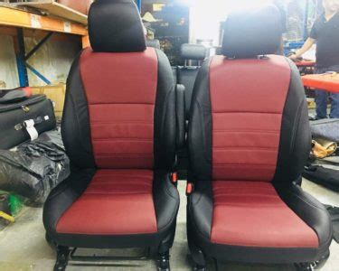 Car upholstery work is typically done by automotive upholstery, boat repair, sail or furniture upholstery shops; Birmingham Upholstery Repair - Upholstery