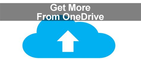 how do you get more storage on your iphone increase onedrive cloud storage for free with these top tips