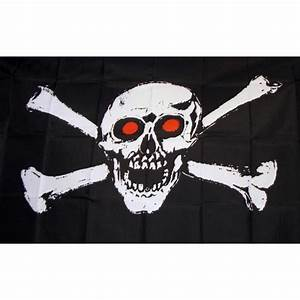 Red Eyes 3 U0026 39 X 5 U0026 39  Pirate Flag  F-2404